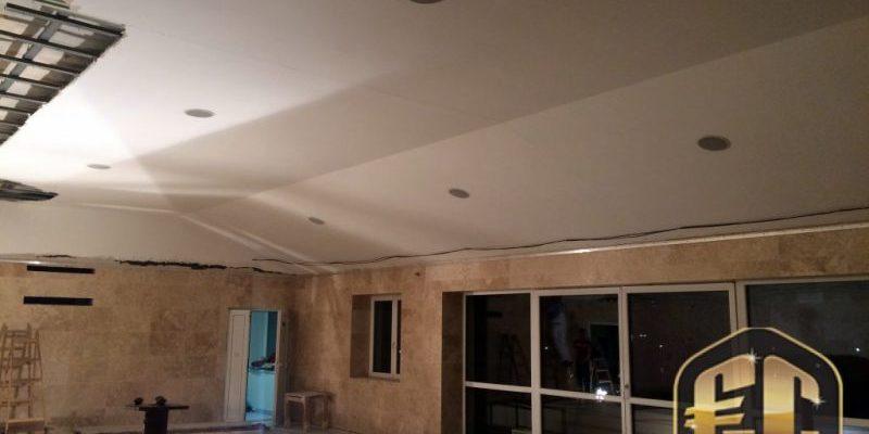Moderní řešení pro zdokonalení Vašeho interiéru - napínané stropy