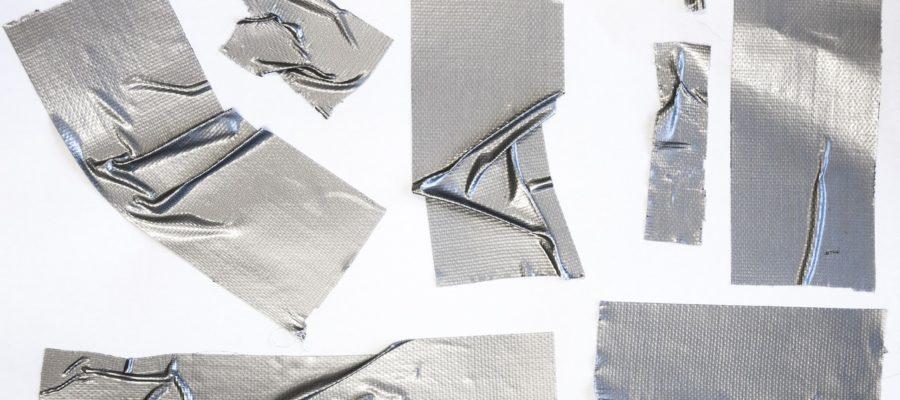 Jak odstranit oboustrannou lepící pásku