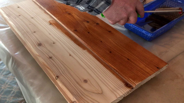 Lazury na dřevo a něco o nich
